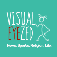 Visualized: News. Sports. Religion. Life