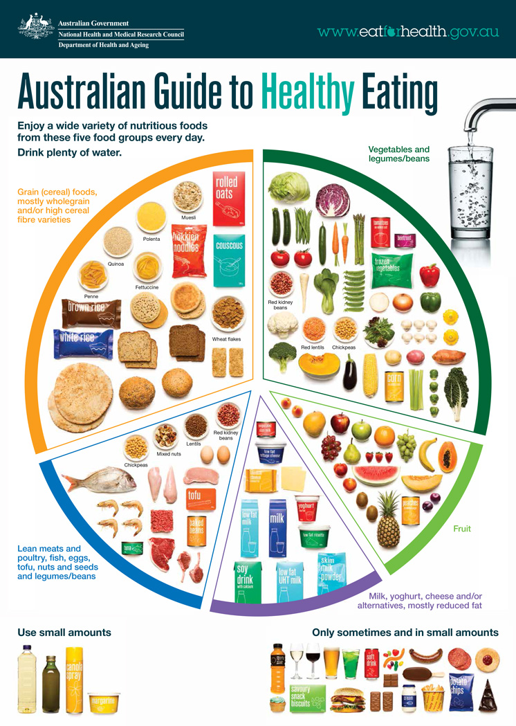 Infographic Nutrition Guide