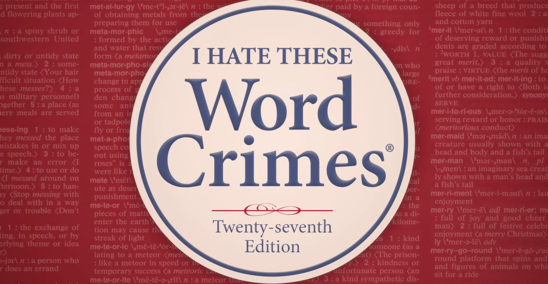 "weird al s ""word crimes"" nails writing pet peeves on the head  weird al s ""word crimes"" nails writing pet peeves on the head"