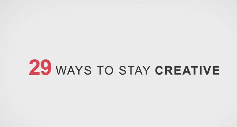 29Ways-to-Stay-Creative