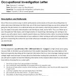 4_Occupational Investigation Letter