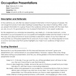 6_Occupation Presentations