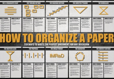 How to Organize a Paper: Ten Ways to Write the Perfect Document