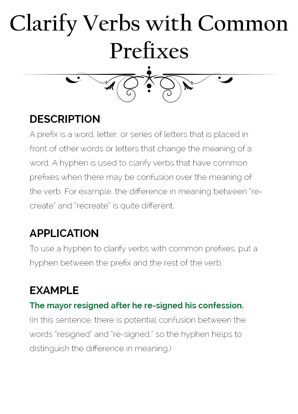 hyphen-use-3-clarifies-verbs-with-prefixes