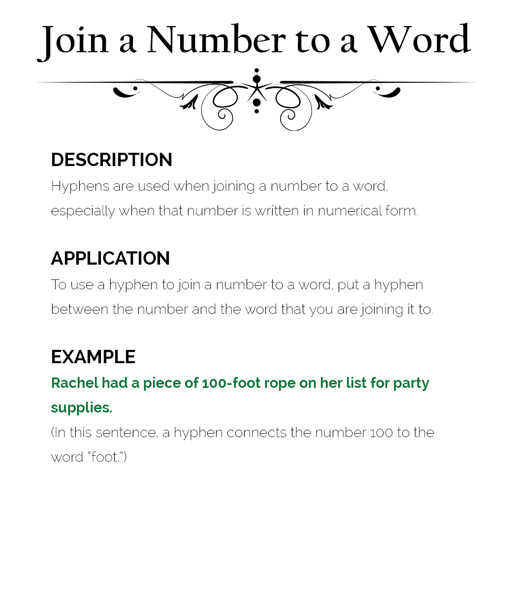 how to use hyphens  u2013 the visual communication guy