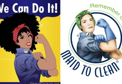 "Reimagining Strength and Femininity: A Visual Analysis of the Iconic ""We Can Do It!"" Image"