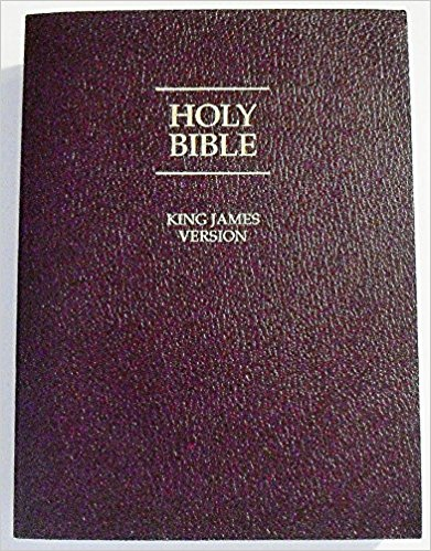 how to cite the bible mla