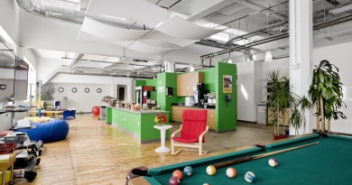 Designing a Recreation Room for Your Employees