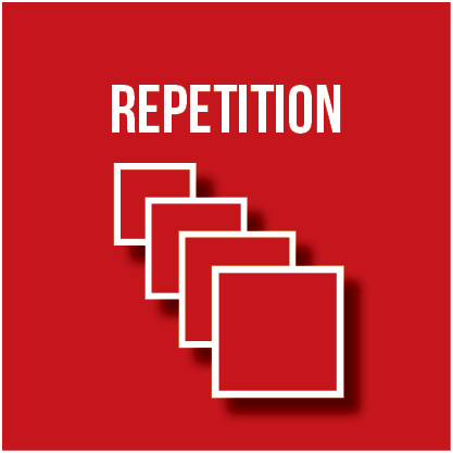 Repetition Icon The Visual Communication Guy