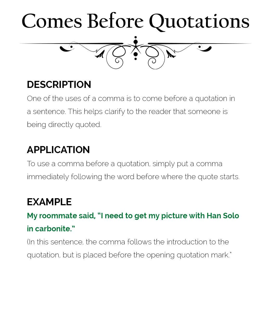 how to use commas the visual communication guy designing writing