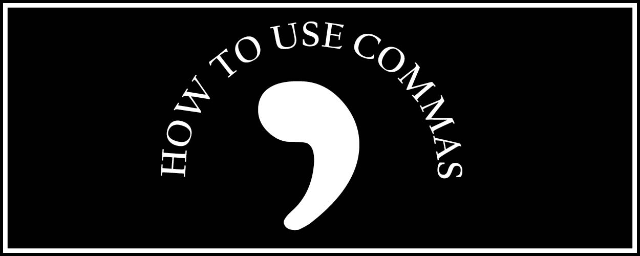 how to use comma banner the visual communication guy designing