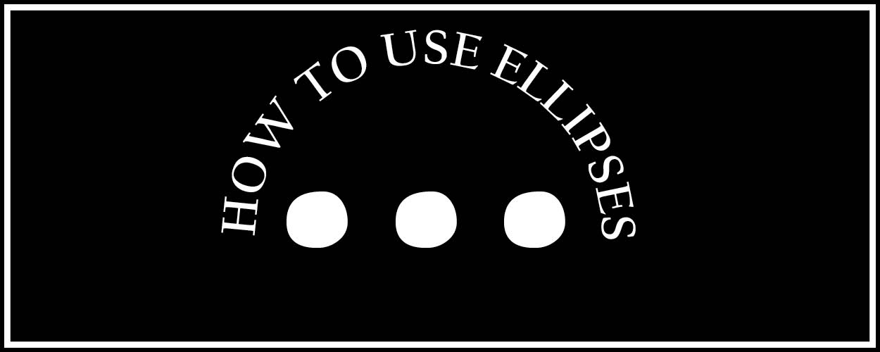 how to use ellipses  u2013 the visual communication guy  designing information to engage  educate