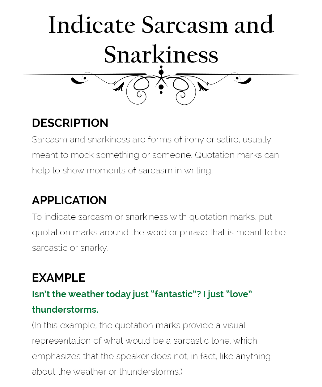 how to use quotation marks  u2013 the visual communication guy