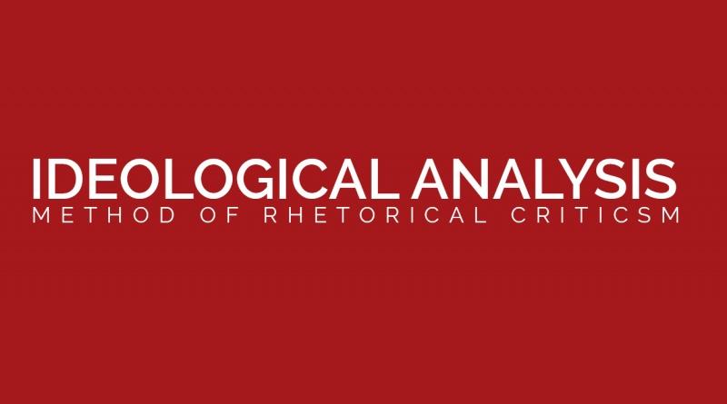 rhetorical triangle definition