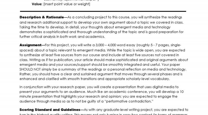 Reflection Essay on Visual Communication - blogger.com